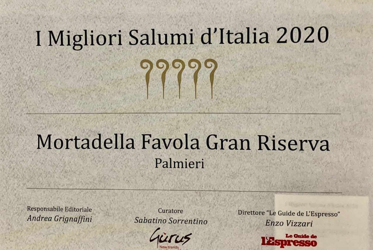 Le Guide de L'Espresso: I salumi d'Italia