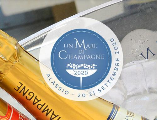"""Mortdella Favola a """"un mare di champagne 2020"""""""